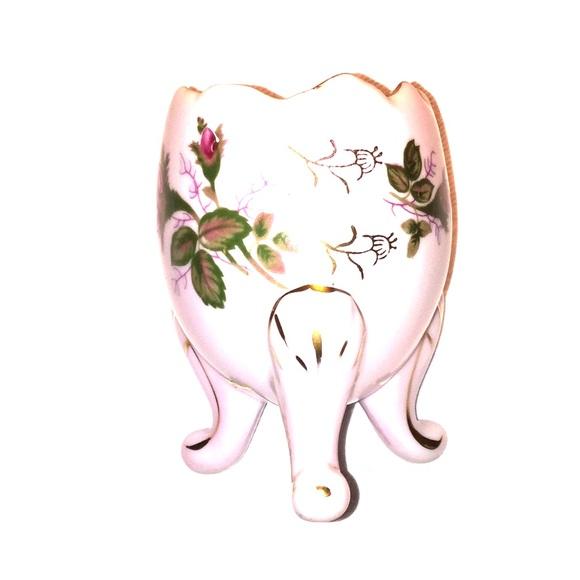 Vintage Other - VTG • Egg Vase •